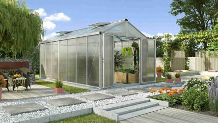 skleník VITAVIA ZEUS 13800 PC 6+10 mm