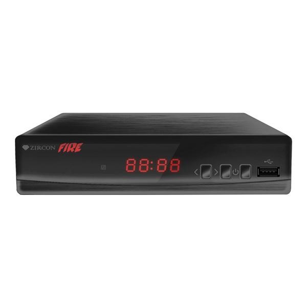 DVB-T/T2 přijímač Zircon FIRE