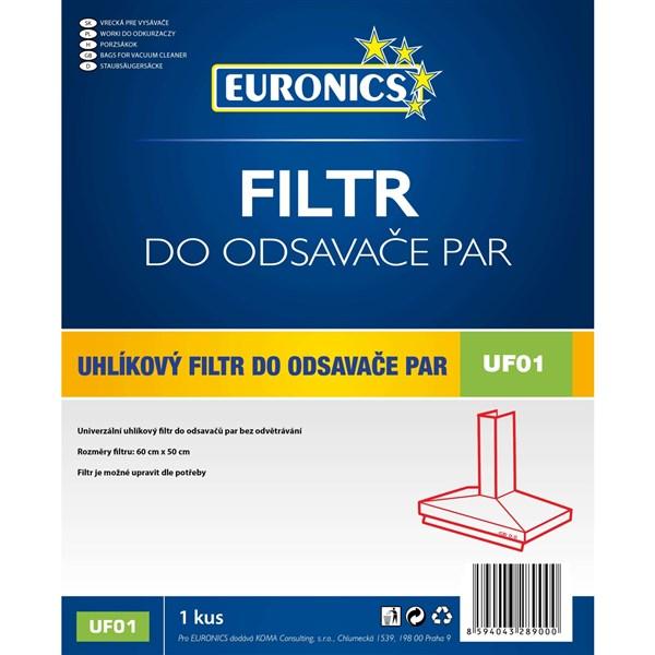 Filtr uhlíkový Koma UF01 k odsavači