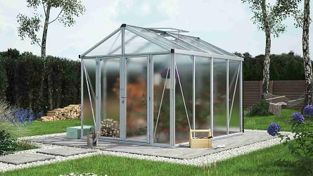 skleník VITAVIA ZEUS 8100 PC 16+16 mm