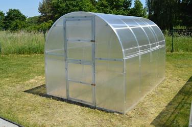 skleník LANITPLAST KYKLOP 2x3 m PC 4 mm