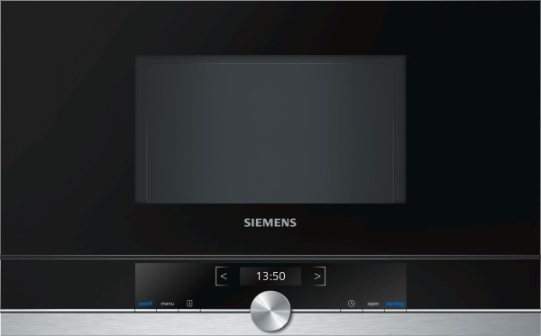 Mikrovlnná trouba Siemens BF634RGS1 nerez