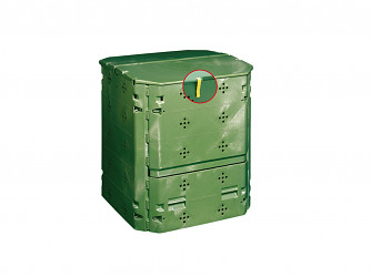 kompostér JUWEL BIO 400