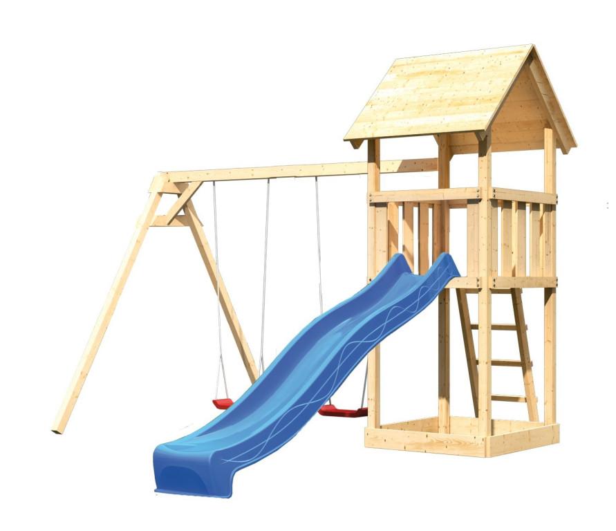 dětské hřiště KARIBU LOTTI 89345