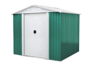 zahradní domek MAXTORE 106 zelený