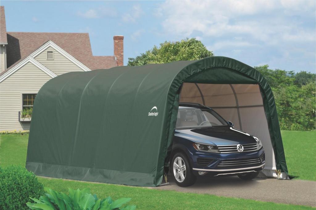 náhradní plachta pro garáž 3,7x6,1 m (62760EU)
