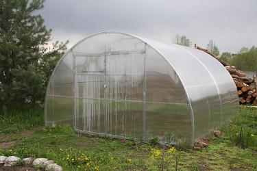 skleník LANITPLAST URAL 4x6 m PC 6 mm