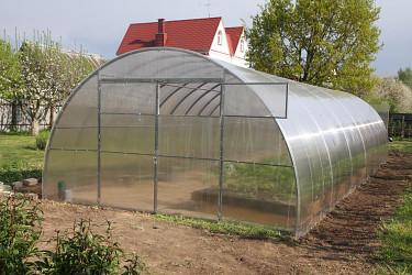 skleník LANITPLAST URAL 4x10 m PC 6 mm