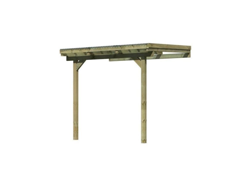 dřevěná pergola KARIBU ECO 3A (64628)