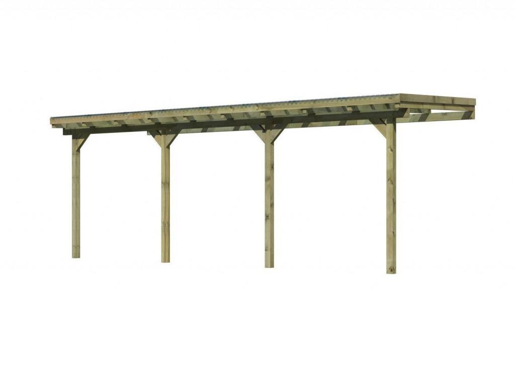 dřevěná pergola KARIBU ECO 3C (64653)