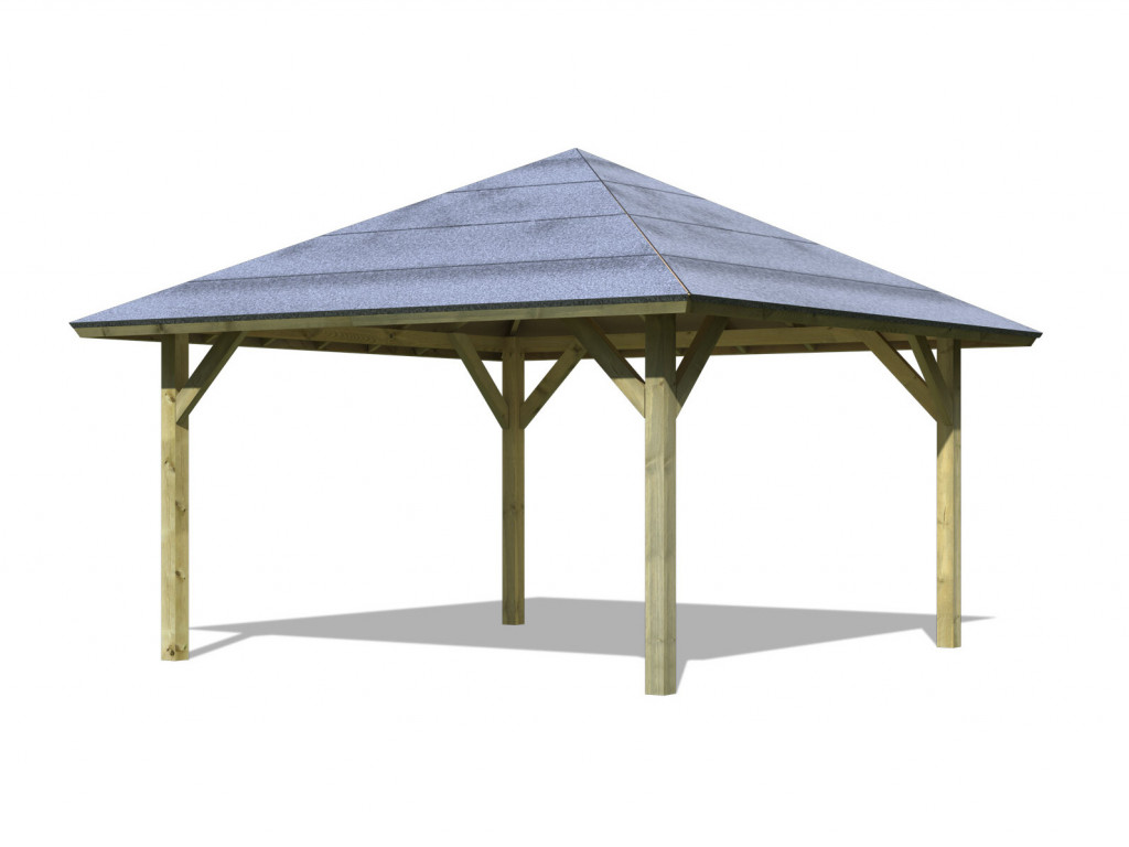 carport KARIBU KIRN 1 68843