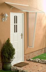 stříška nad dveře LANITPLAST MELES 160/85 bílá