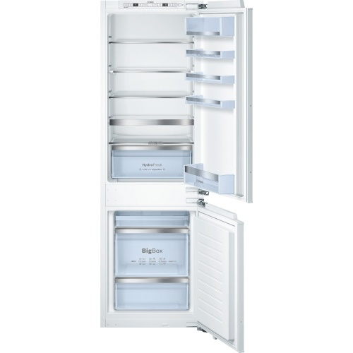Chladnička komb. Bosch KIS86AF30, vestavná
