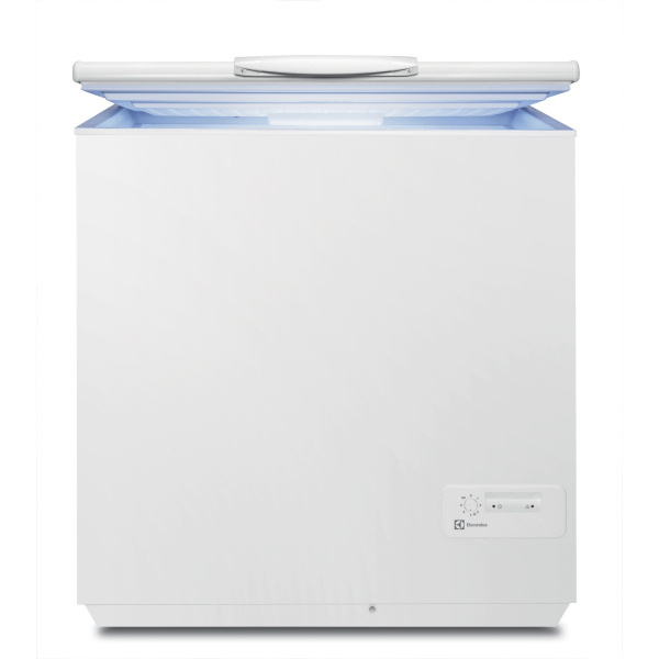 Mraznička Electrolux EC2200AOW2, truhlicová