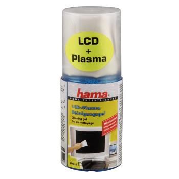 Gel Hama 49645, Gel pro čištění LCD/Plazma displejů včetně utěrky