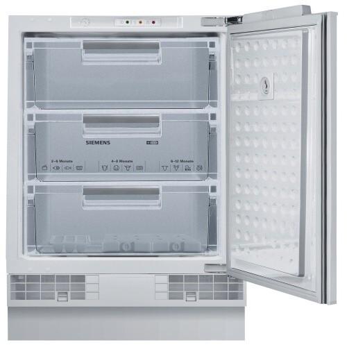 Mraznička Siemens GU15DA55 vestavná, šuplíková